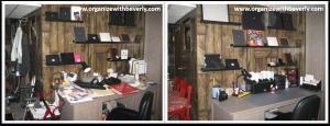 Desk Area 1a